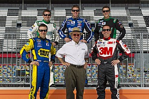 "NASCAR Cup Preview Roush Fenway looks to ""Kiss the Bricks"" at Indy"