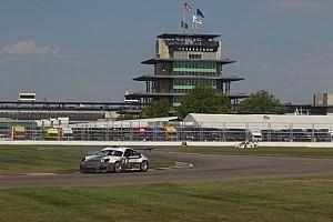 Grand-Am Race report Magnus Racing, Porsche win Grand-Am Race at Indy