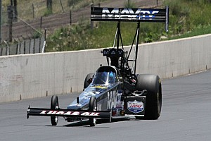 NHRA Race report MAVTV's Bernstein surge continues with semifinal berth in Sonoma