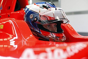 GP3 Race report So near yet so far for unlucky Laine in Budapest