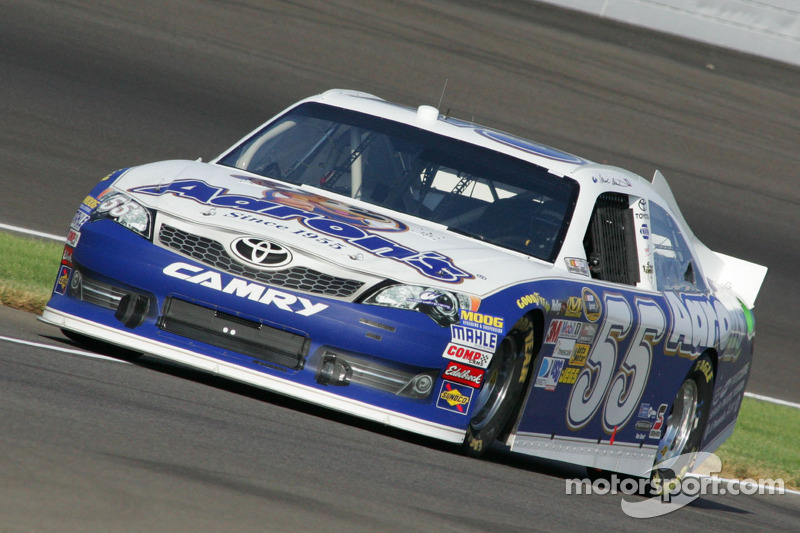 Martin aims for one spot better at second Pocono race