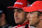 Button rules out sharing Ferrari with Alonso