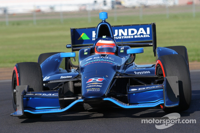 Barrichello leaving KV Racing at end of 2012 campaign