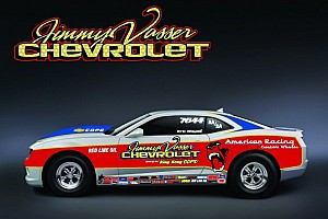 NHRA Breaking news Vasser to enter COPO Camaro in Factory Stock Showdown in Indianapolis