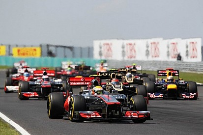 Overtaking aids – who has it right, F1 or IndyCar? DRS versus P2P
