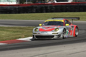 ALMS Preview Flying Lizards land in Wisconsin for Road America