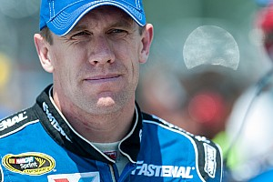 NASCAR Cup Qualifying report Edwards takes outside pole for Ford at Michigan