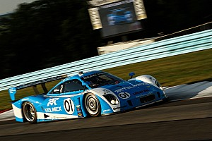 Grand-Am Race report Pruett, Rojas score milestone victory for Chip Ganassi Racing in Montreal 200