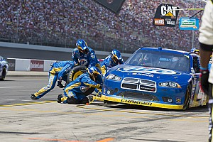 NASCAR Cup Race report Keselowski takes Dodge to a solid second at Michigan