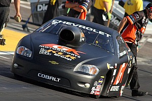 NHRA Race report Enders scores again, wins Pro Stock at Brainerd