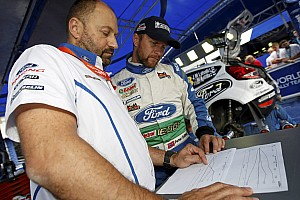 WRC Preview Ford duo eager to prove 'Practice Makes Perfect' in Germany