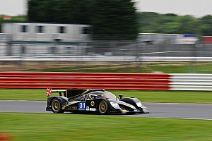 WEC Practice report Lotus LMP2 first day at the 6 Hours of Silverstone