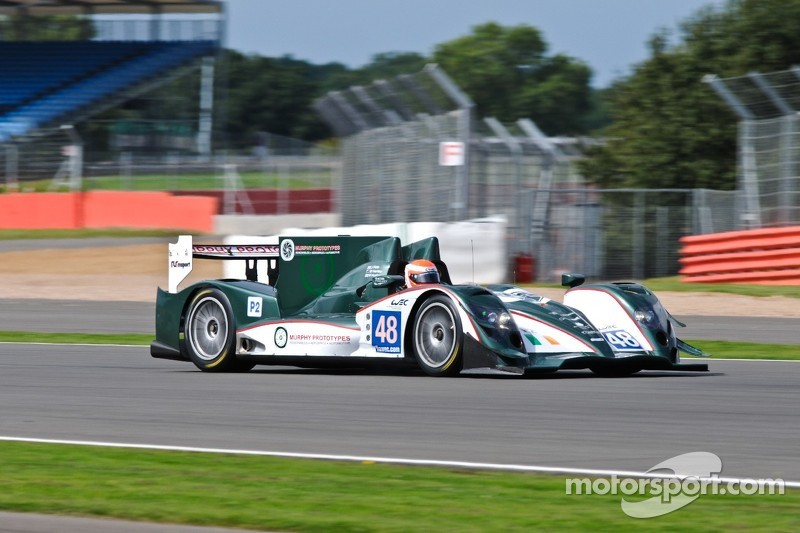 Murphy Prototypes will start from 5th position at Silverstone