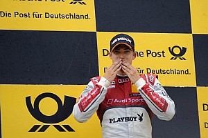 DTM Race report Audi locks out top three at Zandvoort - battle for the title heats up