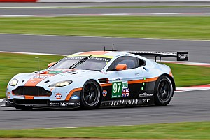 WEC Race report Aston Martin Vantage GTE achieves podium at home event