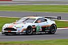 Aston Martin Vantage GTE achieves podium at home event