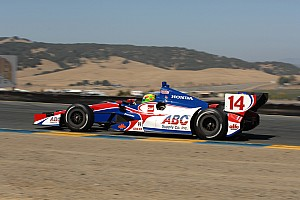 IndyCar Race report Tough race weekend for Mike Conway in incident-filled Sonoma race