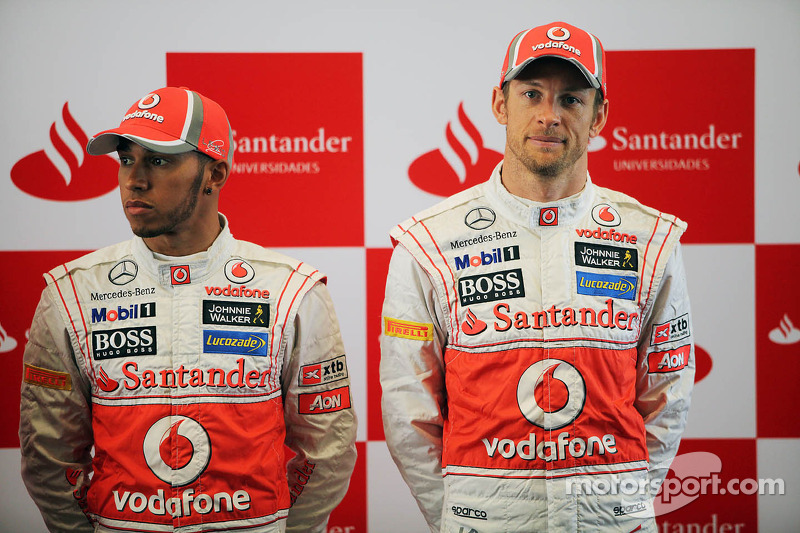 Button tips Hamilton to stay at McLaren