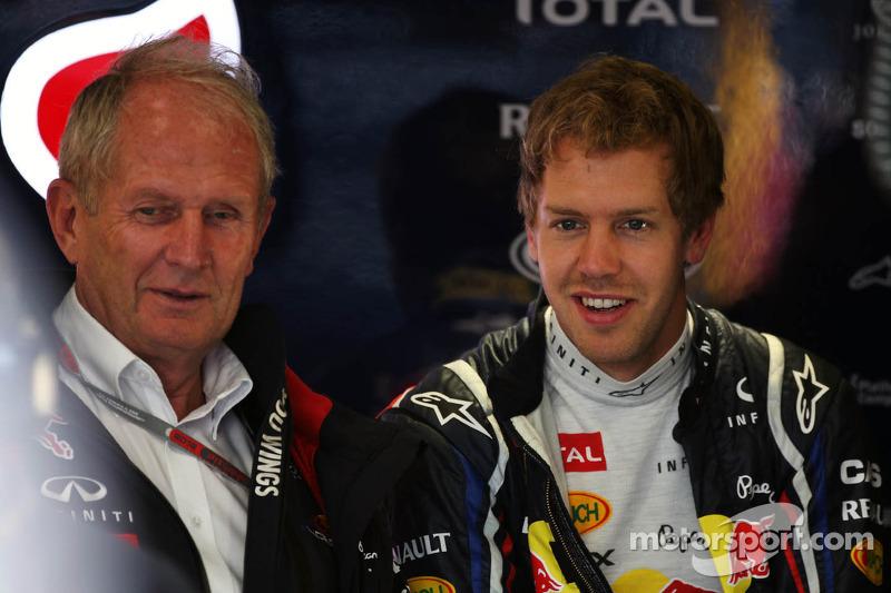 Vettel must qualify better for 2012 title - Marko