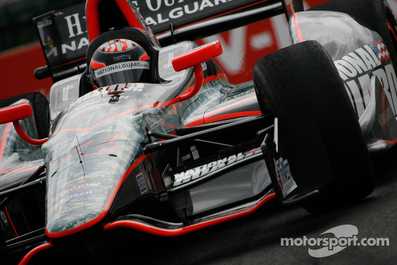 Hildebrand finishes 17th on Baltimore Friday practice time sheet