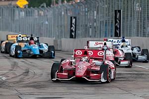 IndyCar Race report Dixon finishes fourth, Franchitti 13th at Baltimore Grand Prix