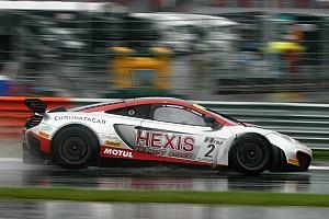 Blancpain Sprint Race report Hexis Racing McLaren reign in Russia
