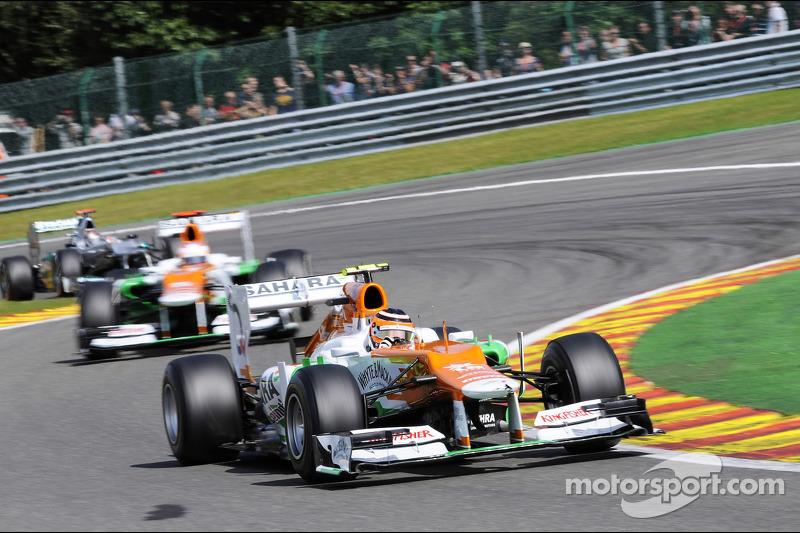 Sahara Force India looks forward to the Italian Grand Prix in Monza