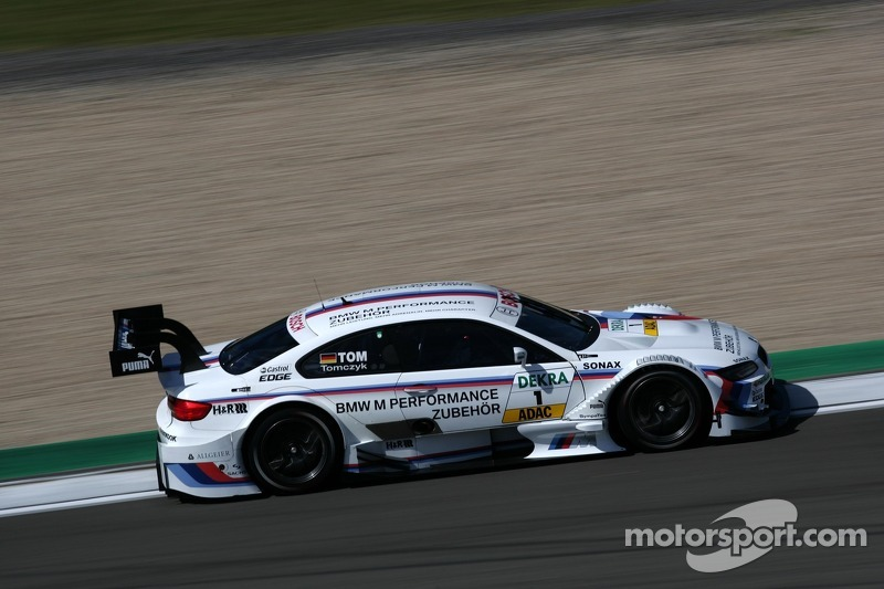 BMW gives Martin and Leimer test drives
