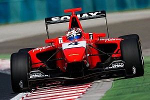 GP3 Qualifying report Evans one step nearer to title with Monza pole