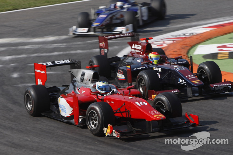 Monza - A contact strips Fillippi and Coloni of a possible win on race 2