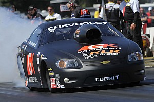 NHRA Race report Enders' quest for three straight wins cut short by teammate in Indy finals