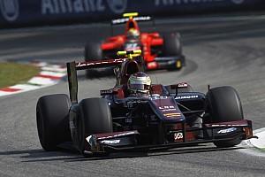 FIA F2 Race report Great races for Venezuela GP Lazarus in Monza