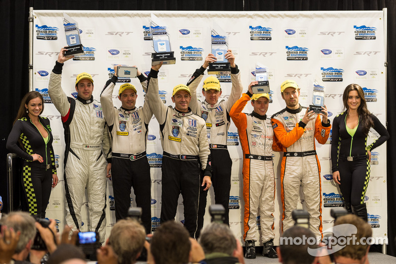Scott Tucker and Level 5 motorsports ride wave of success into VIR