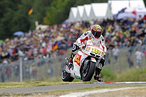 MotoGP Preview San Carlo Honda Gresini prepared for emotional weekend at Misano