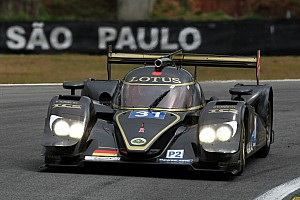 WEC Practice report Lotus was in action at the first day at the 6 Hours of Sao Paulo