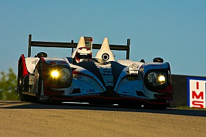 ALMS Practice report Graf again quickest for Muscle Milk at VIR Friday morning practice