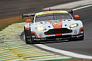 Aston Martin takes GTE pole in Sao Paulo