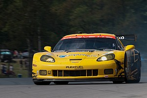 ALMS Qualifying report Corvettes qualify third and fourth for VIR 240