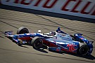 Andretti,Power, Hunter-Reay, Briscoe on Fontana qualifying interview