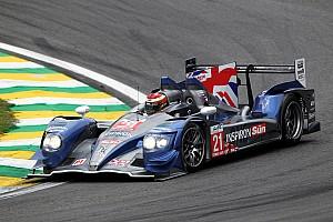 WEC Race report Strakka Honda strengthens privateers' fight in São Paulo