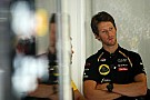 Returning Grosjean to help teammate's title tilt