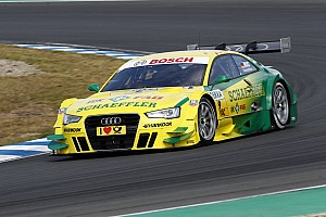 DTM Race report Audi without racing luck at Oschersleben