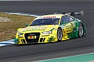 Audi without racing luck at Oschersleben