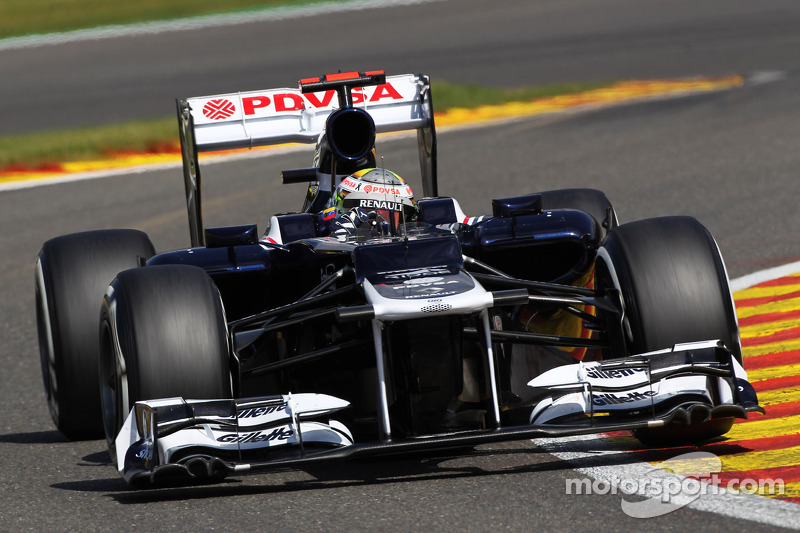 Williams look forward to night race at Singapore