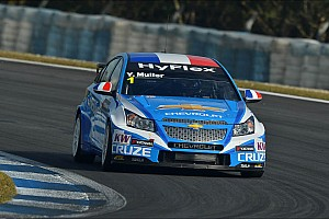 WTCC Preview Chevrolet determined to shine in WTCC's US debut