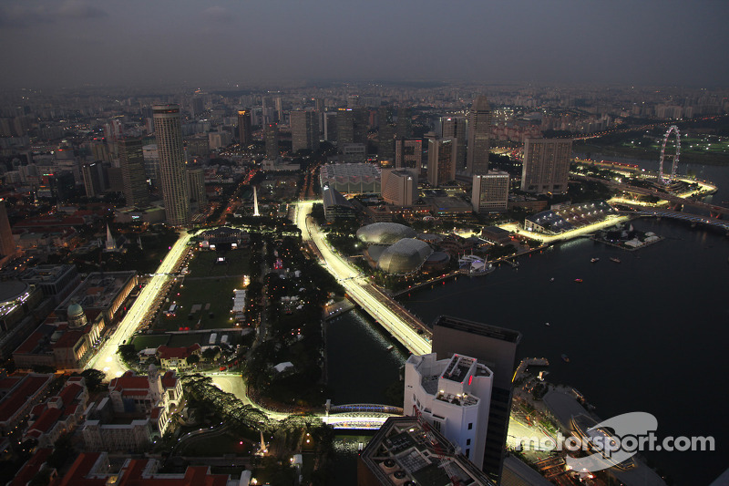 Singapore race uncertainty to continue for now