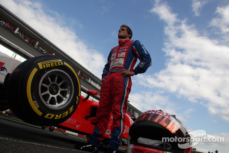 2012 GP2 SERIES set for thrilling climax in Singapore