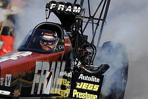 NHRA Preview Massey wants Top Fuel trophy from home-state track in Texas
