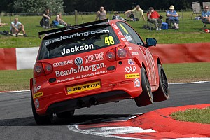 BTCC Preview AmDTuning.com returns to action at Rockingham