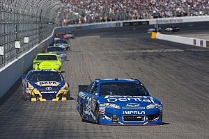 NASCAR Cup Race report Newman can smile after 10th-Place finish at New Hampshire